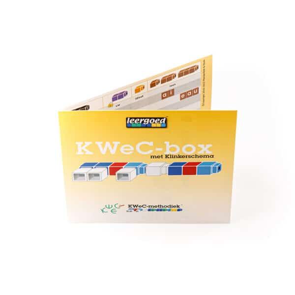 KWeC-box Klinkerschema