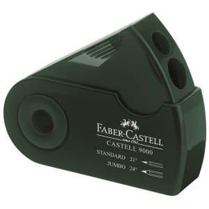 Faber-Castell puntenslijper open potloden