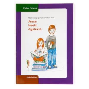 Handleiding Jesse heeft dyslexie