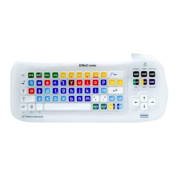KWeC-over KWeC toetsenbord overlay