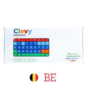 Clevy Keyboard USB Belgie