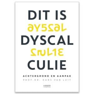 Dit is dyscalculie boek paperback