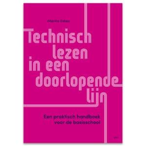 Boek kaft Technisch lezen in een doorlopede lijn